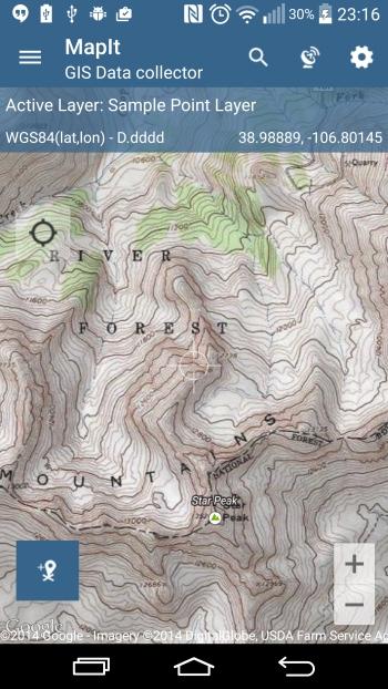 Google Maps Overlays (WMS, Arc GIS Server Tiled Services) - mapitGIS