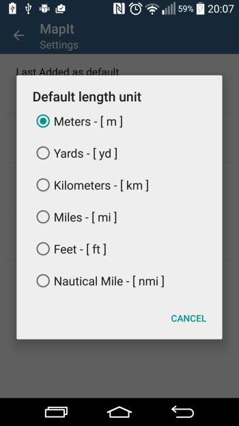 Linear units