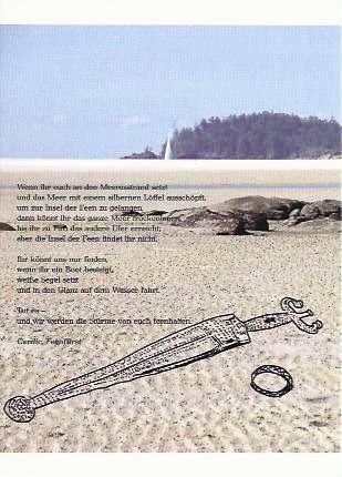 Postkarte White Haven Beach