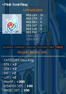 GMS v.126 - Tempest: Angelic Buster (5/6)