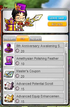 GMS v.134 - Super 8th Anniversary! (6/6)