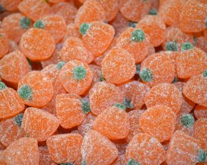 Gummy Pumpkins