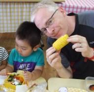 DSCF8320 Summer Program Lunch
