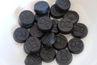 Dubbelzoute Licorice