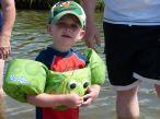 Cody, the Frogman