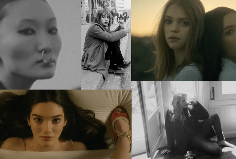THE BEST FASHION FILMS 2015