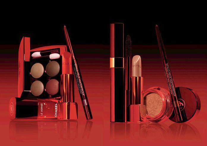 chanel-le-rouge-collection Maple Mag