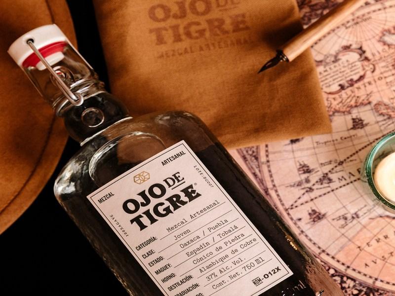Pernod Ricard y Luis Gerardo Méndez llevarán el sabor del MEZCAL OJO DE TIGRE fuera de México.