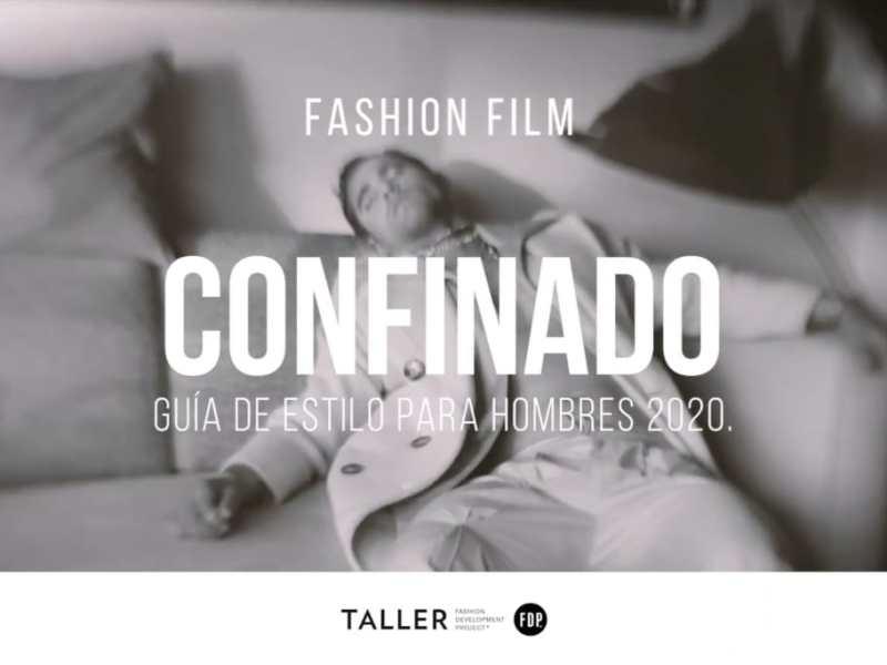 CONFINADO. Guía de estilo para hombres 2020