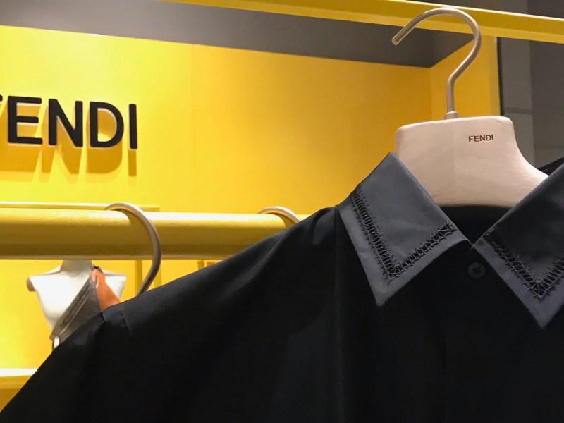 Fendi abre nueva boutique para hombres en el palacio de Hierro Polanco
