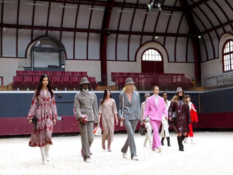 Longchamp otoño/invierno 2021 Ready-to-wear