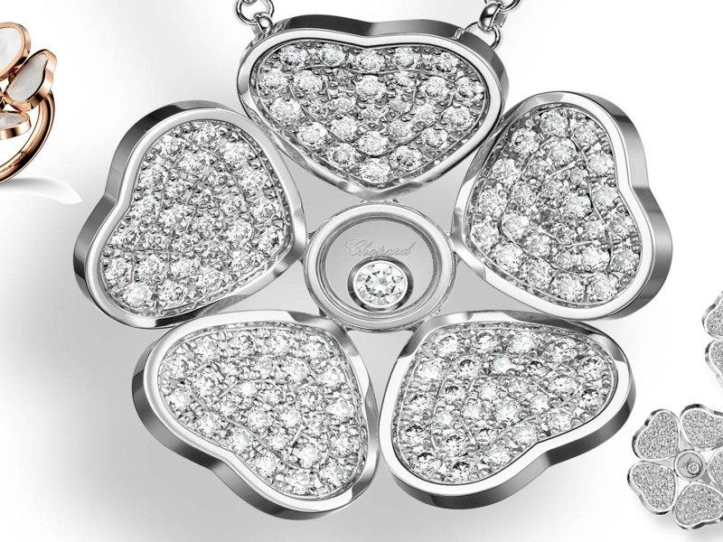 Happy Hearts Flowers | Chopard