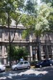 Buildings that had to keep their original facades