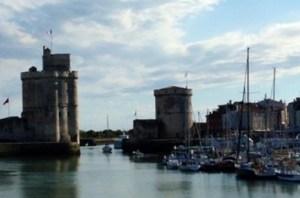 Port of La Rochelle, France