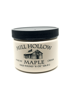 Mill Hollow Maple Cream 8oz