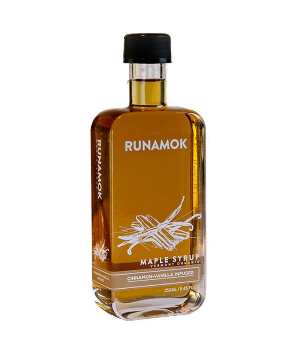 Runamok Cinnamon Vanilla
