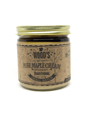 Wood's Maple Cream Traditional