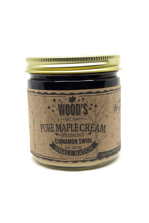 Wood's Ahorncreme Cinnamon Swirl