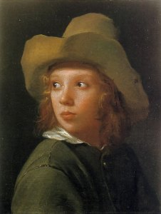 "Michael Sweerts 1655. ""Boy With Hat"""