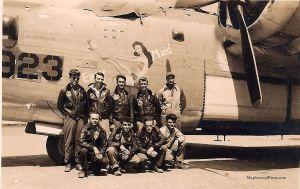 #38923, PB4Y-1, Squadron VPB-116 , painted by Hal Olsen