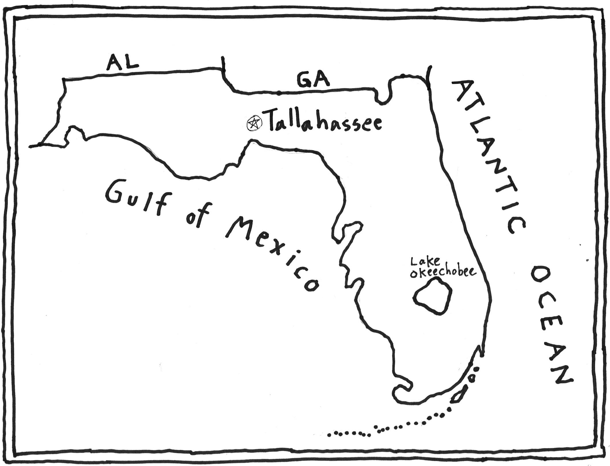 Sketch Maps In Your Classroom