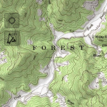 Esri - US Topographic Map