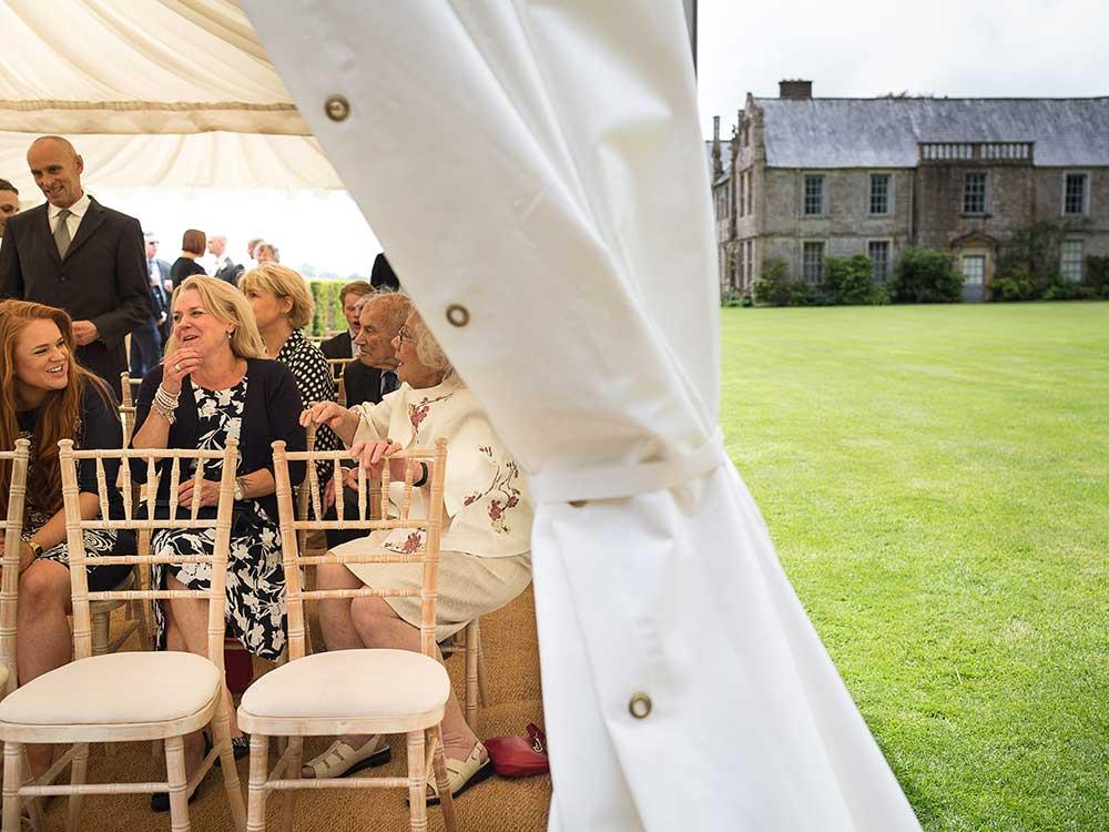 Image Gallery - Mapperton Weddings in Dorset