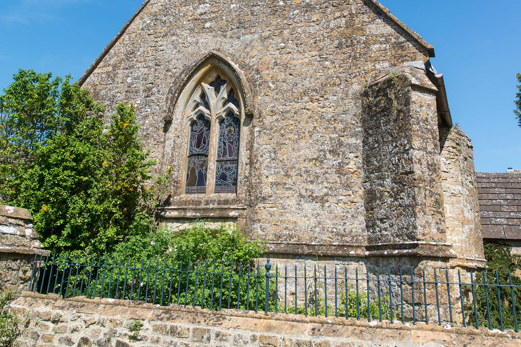 The Church at Mapperton - Dorset wedding venue
