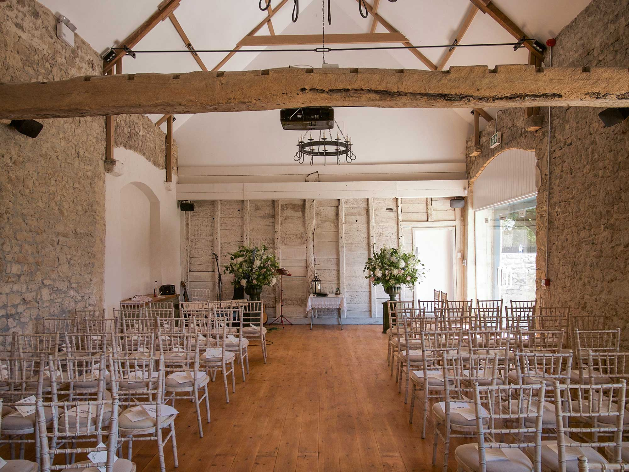 The Coach House at Mapperton - Dorset Wedding Venue