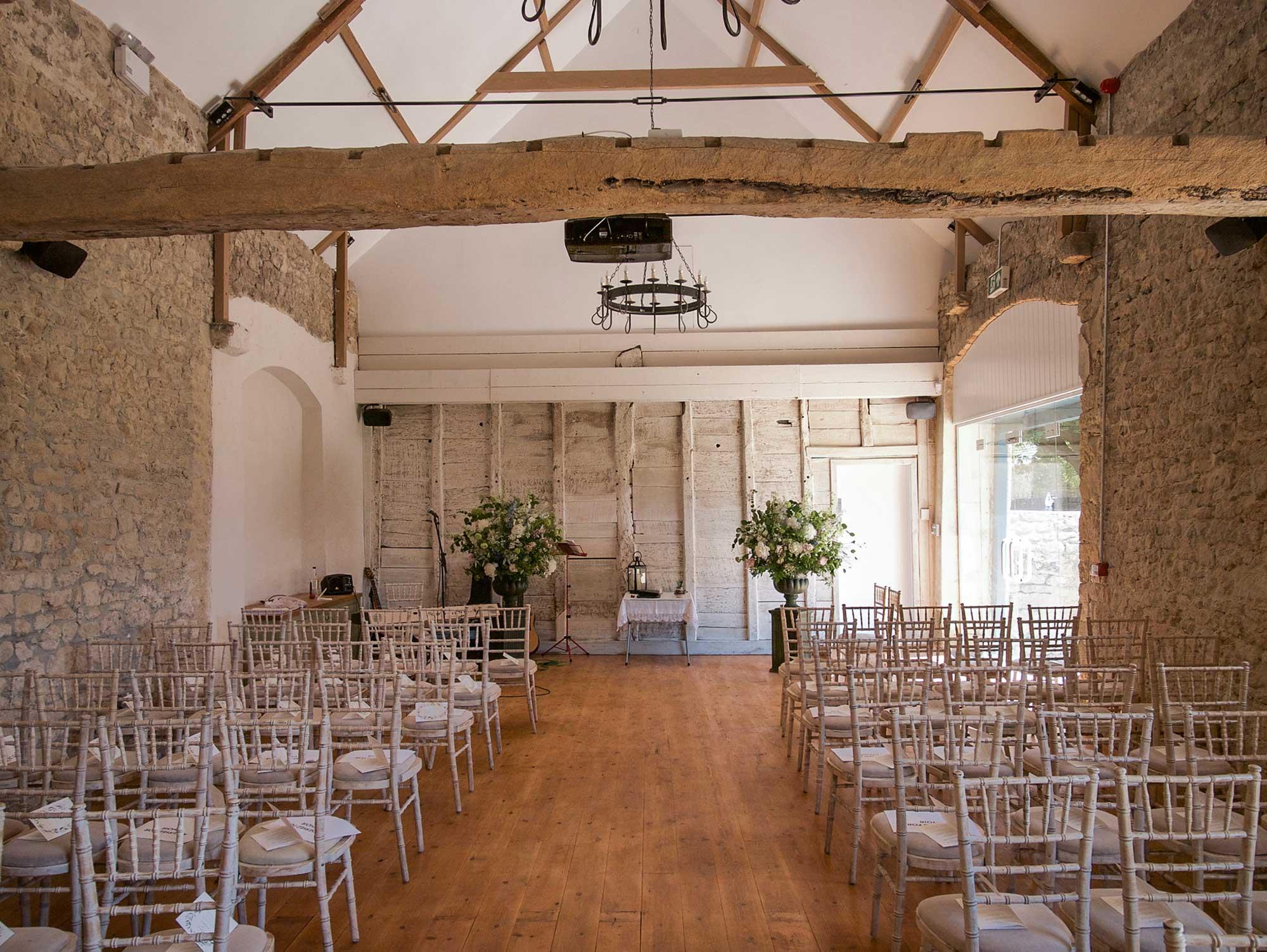 The Coach House at Mapperton - Dorset Wedding Venue