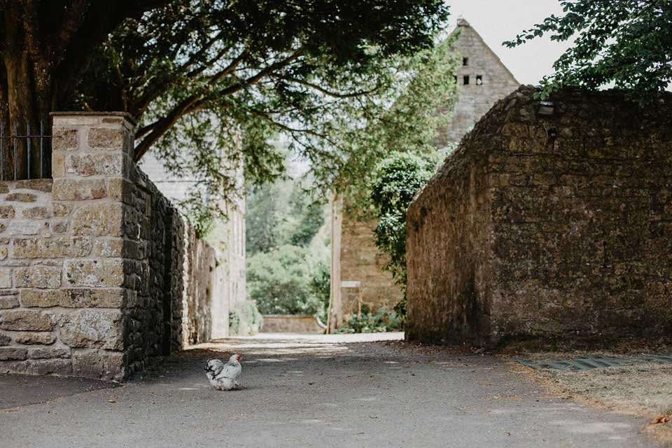 Peaceful countryside Dorset wedding venue - Mapperton House