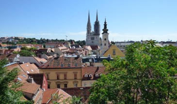 Private Zagreb Walking Tour The Best Of Zagreb Mapping Croatia