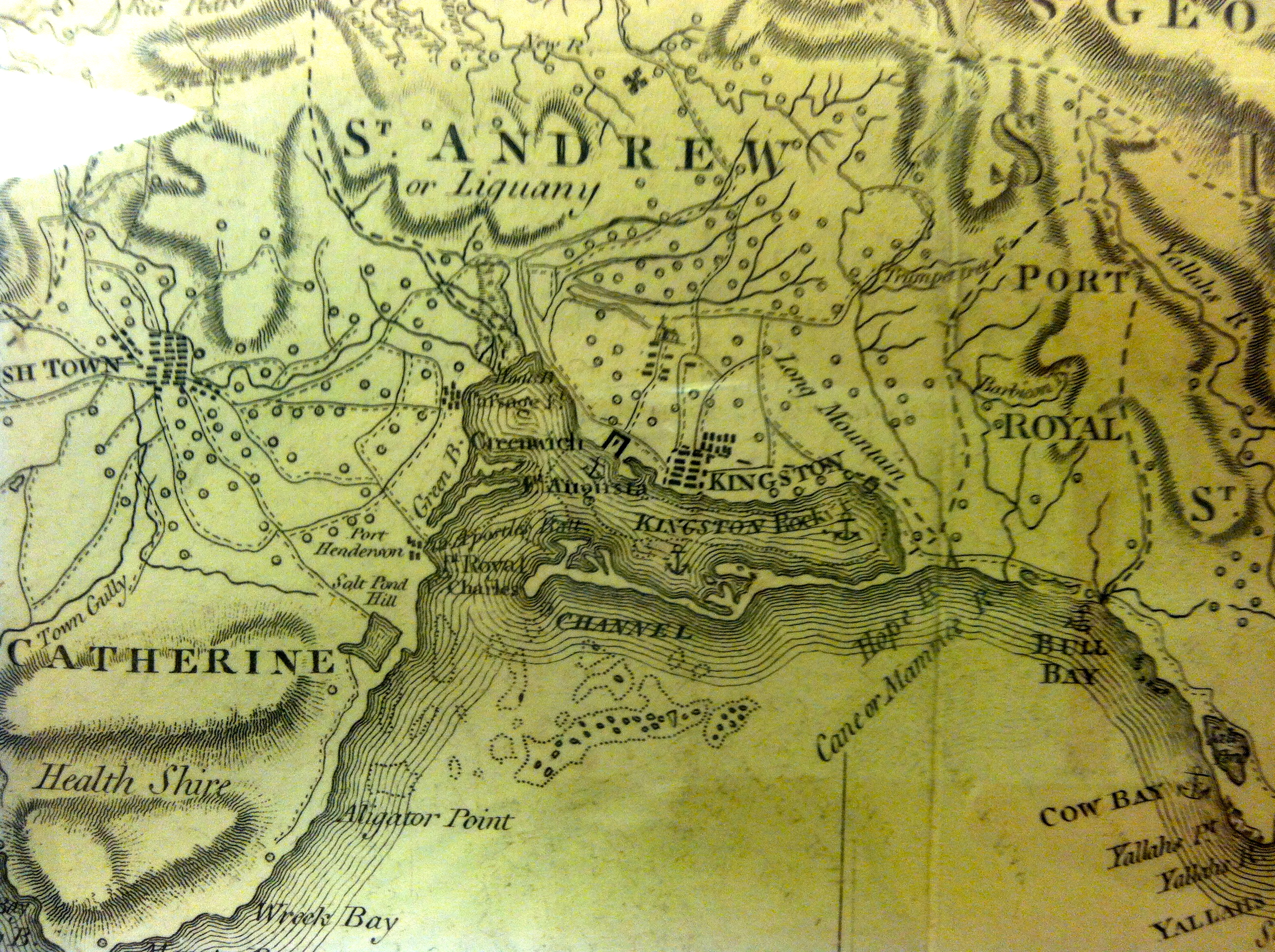1492 Discovery Kingston Jamaica