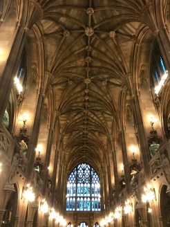 John Rylands or Hogwarts?