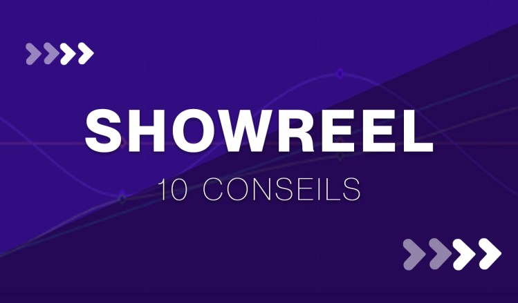 Showreel Motion Design - 10 Conseils - Mapping Motion