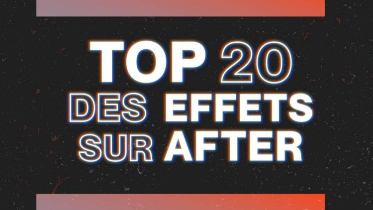 Les meilleurs Effets sur After Effects - Mapping Motion