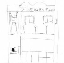 Everyones theatre by Drue