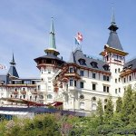 Mapplr's favorite hotels in Zurich