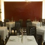 Pampano Restaurant in Mexico City: seafood in elegant surroundings
