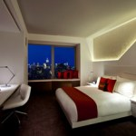 W Hotel opens in downtown New York City
