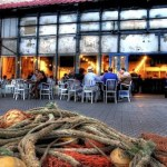 The Container: restaurant, bar and art space in Tel Aviv's Jaffa Port