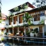 Hotel Savoy Yangon: elegant colonial boutique hotel in Rangoon, Myanmar (Burma)