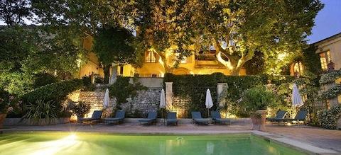 hotel villa gallici aix en provence