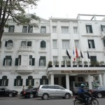 luxury hotel in Hanoi
