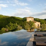 Torre di Moravola: peaceful boutique hotel retreat in Umbria, Italy