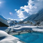 Hameau Albert 1er: luxury hotel with Michelin star restaurant in Chamonix, France