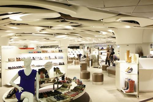 biggest louboutin store in paris