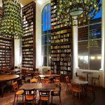 B2 Boutique Hotel library