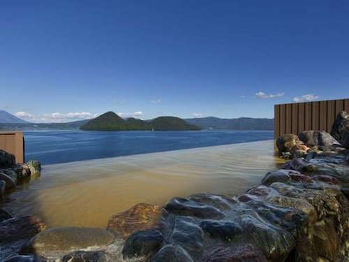 Lake View Toya Nonokaze Resort Hotel