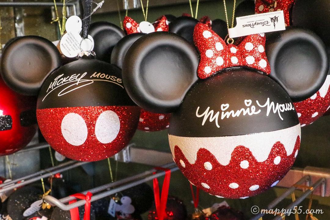 アナハイムディズニー カリフォルニアディズニー ディズニーお土産 クリスマス